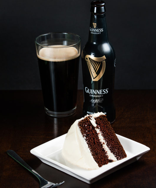 Chocolate Guinness Cake