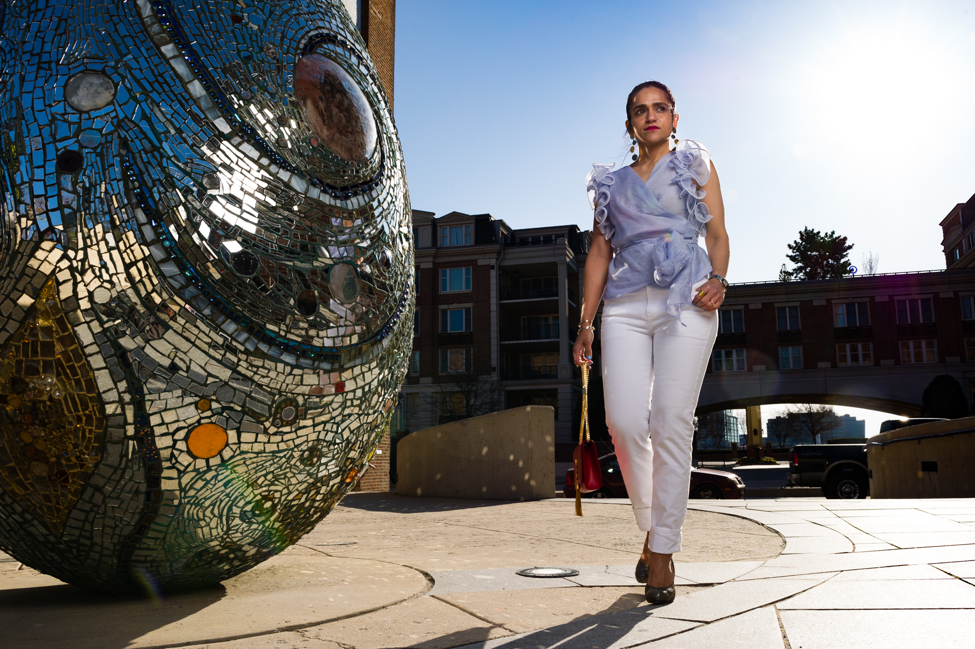 Baltimore Fashion Blogger Photography