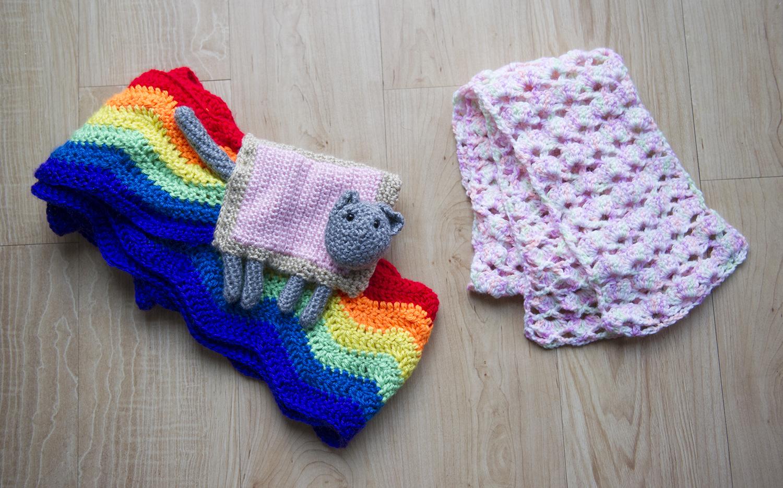 Nyan Cat Scarf